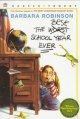 6027 2009-07-01 17:16:15 2019-11-17 14:15:01 Best School Year Ever 1 9780064404921 1  9780064404921.jpg 5.99 5.09 Robinson, Barbara  2019-09-09 01:00:43 1 true  0.50000 5.50000 7.75000 0.20000 HAPAP Harpercollins Childrens Books PAP Paperback  1997-07-01 155 p. ; BK0002973496 Children's - Grade 4-6, Age 9-11 BK4-6         93 3 4 0 0 BT 9780064404921_medium.jpg 0 resize_120_9780064404921_medium.jpg 0 Robinson, Barbara   5.4 Available 0 0 0 0 0  1 0  1 2016-06-15 14:41:25 220 0
