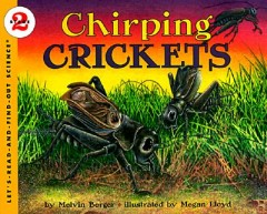 Chirping Crickets : Stage 2