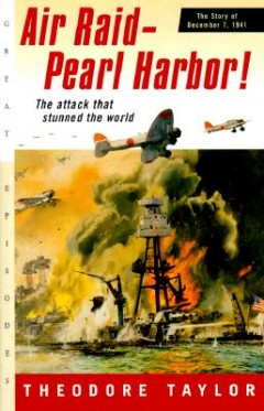 Air Raid-Pearl Harbor! : The Story of December 7, 1941