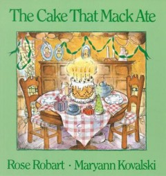 Cake That Mack Ate