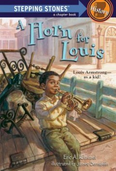 A Horn for Louis: Louis Armstrong--As a Kid!