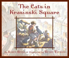 Cats in Krasinski Square