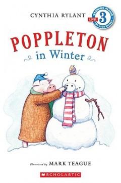 Poppleton in Winter (Scholastic Reader, Level 3)