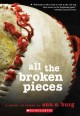 8745 2016-12-05 14:15:37 2019-07-19 15:55:08 All the Broken Pieces 1 9780545080934 1  9780545080934.jpg 6.99 5.94 Burg, Ann E. Love and patience enable the young protagonist to reevaluate and accept the past, deal effectively with the present and hope for the future. Unique free verse presentation. 2019-07-15 01:40:36 P true  1.00000 5.25000 7.50000 0.34000 SCHOL Scholastic Paperbacks PAP Paperback  2012-03-01 218 p. ; BK0010064326 Teen - Grade 7-9, Age 12-14 BK7-9        Aleutian Sparrow    0 0 BT 9780545080934_medium.jpg 0 resize_120_9780545080934_medium.jpg 0 Burg, Ann E.   4.1 Available 0 0 0 0 0 1968 1 0  1 2016-12-05 14:47:51 101 0