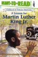 6733 2009-07-01 17:16:16 2021-10-23 02:30:01 A Lesson for Martin Luther King Jr.: Ready-To-Read Level 2 1 9780689853975 1  9780689853975_small.jpg 4.99 4.49 Patrick, Denise Lewis  2021-10-20 00:00:01 G true  9.06000 6.03000 0.12000 0.16000 000216589 Simon Spotlight Q Quality Paper Ready-To-Read Childhood of Famous Americans 2003-12-01 32 p. ; BK0003933807 Children's - Kindergarten-2nd Grade, Age 5-7 BKK-2            1 0 ING 9780689853975_medium.jpg 0 resize_120_9780689853975.jpg 0 Patrick, Denise Lewis   2.4 In print and available 0 0 0 0 0 1948 1 0  1 2016-06-15 14:41:25 23 0