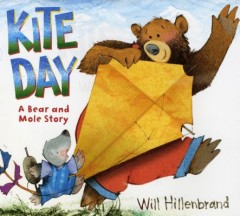 Kite Day : A Bear and Mole Story