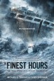 9128 2018-06-04 10:39:42 2019-01-16 06:35:07 Finest Hours : The True Story of a Heroic Sea Rescue 1 9781250044235 1  9781250044235.jpg 7.99 6.79 Tougias, Michael J.; Sherman, Casey How does a man decide to ignore life-threatening consequences in order to attempt the rescue of others? When a hurricane batters and breaks not one tanker, but two in half the same night, it leaves 84 seaman at its mercy. Survival is against all odds, and this story's authors pay relentless attention to detail and perspective that places readers in the midst of split-second decisions that risk everything at hope's expense. Gripping, gut-wrenching events challenge readers to consider the values that inform a willingness to cross personal limits for the good of others. An incredible true story. 2019-01-14 01:33:42 1 true  0.75000 5.50000 8.00000 0.30000 FWLRN Feiwel & Friends PAP Paperback  2015-12-08 xi, 160 pages : BK0015138828 Children's - Grade 3-4, Age 8-9 BK3-4         114 5 6 1 0 BT 9781250044235_medium.jpg 0 resize_120_9781250044235_medium.jpg 0 Tougias, Michael J.   7.5 Available 0 0 0 0 0  1 0 1952 1 2018-06-04 10:42:59 2 0