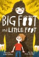 9269 2021-09-17 08:52:54 2021-10-23 02:30:01 Big Foot and Little Foot 1 9781419731211 1  9781419731211_small.jpg 6.99 6.29 Potter, Ellen A chance encounter between a young Sasquatch and a young human leads both to wonder about the wider world. After a few messages delivered via toy boat, Hugo (the Sasquatch) and Boone (the boy) finally meet. An unlikely friendship develops, and soon the pair are exploring the wider world together. Gentle humor and memorable characters make this a fun read that even reluctant readers will enjoy.  2021-10-20 00:00:01    7.50000 5.30000 0.50000 0.35000 000818890 Harry N. Abrams Q Quality Paper Big Foot and Little Foot 2018-09-11 160 p. ;  Children's - 1st-4th Grade, Age 6-9 BK1-4        Book Fair    0 0 ING 9781419731211_medium.jpg 0 resize_120_9781419731211.jpg 0 Potter, Ellen   4.3 In print and available 0 0 0 0 0  1 0  1  52 0