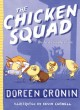 9186 2018-08-22 13:25:25 2019-07-16 14:00:07 Chicken Squad : The First Misadventure 1 9781442496774 1  9781442496774.jpg 7.99 6.79 Cronin, Doreen; Cornell, Kevin (ILT) Lighthearted humor defines the antics in this chicken caper. Tail the Squirrel, paralyzed with fear, can't clearly convey the sight he's seen, so the chickens, by fastidious notetaking and deductive reasoning (based on limited experience), try to discover the frightful source of Tail's worry. A hilarious kerfuffle results. A fun read with rich conversation, narration, and storytelling that illustrates point of view and quotation mark use well. 2019-07-15 01:44:20 G true  0.50000 6.00000 8.00000 0.35000 SIMJU Simon & Schuster PAP Paperback Chicken Squad 2015-09-29 92 pages : BK0015792947 Children's - Grade 3-4, Age 8-9 BK3-4         53 3 18 0 0 BT 9781442496774_medium.jpg 0 resize_120_9781442496774_medium.jpg 0 Cronin, Doreen   3.0 Available 0 0 0 0 0  1 0  1 2018-08-23 12:38:58 17 0