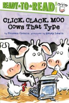 Click, Clack, Moo/Ready-To-Read Level 2: Cows That Type