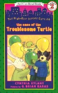 The High-Rise Private Eyes #4: The Case of the Troublesome Turtle