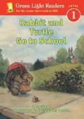 Rabbit and Turtle Go to School