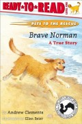 Brave Norman: A True Story (Ready-To-Read Level 1)
