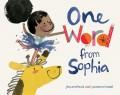 One Word from Sophia